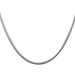 Anı Yüzük - 925 Ayar Gümüş Tondo Erkek Zinciri