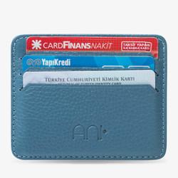 Anı Yüzük - Açık Mavi Mini Kartlık