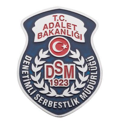 Denetimli Serbestlik Müdürlüğü (DSM) Cüzdan Rozeti