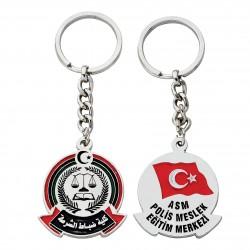 Adile Sadullah Mermerci(Asm) Pomem Anahtarlığı - Thumbnail