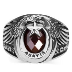 Anı Yüzük - Asayiş 2017 Asker Yüzüğü