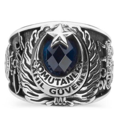 Atatürk İmzalı Sahil Güvenlik Komutanlığı 2017 Yüzüğü