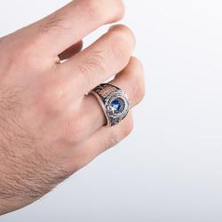 Atatürk İmzalı Kişiye Özel Sahil Güvenlik Komutanlığı Yüzüğü - Thumbnail