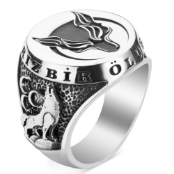 Börü Yüzüğü (Ay Yıldız Bozkurt) - Thumbnail
