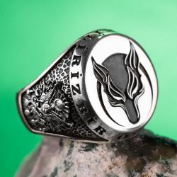 Börü Yüzüğü (Osmanlı Arması Selçuklu Kartalı)