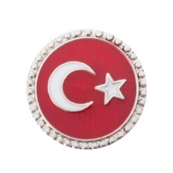 Atatürkün Kocatepe Duruşu Yaka Rozeti