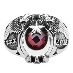 Anı Yüzük - Çift Kartal Başlı Hava Kuvvetleri (HKK) 2016 Yüzüğü