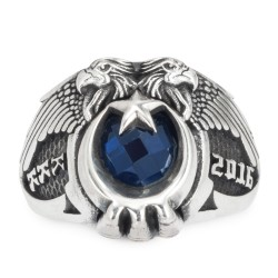 Çift Kartal Başlı Kara Kuvvetleri 2016 Yüzüğü - Thumbnail