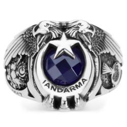 Jandarma Şualı Askeri Devre Yüzüğü - Thumbnail