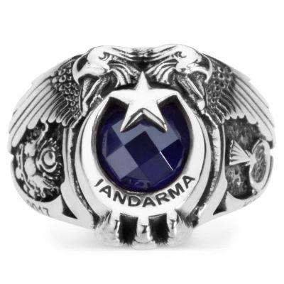 Jandarma Şualı Askeri Devre Yüzüğü