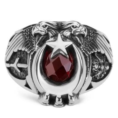 Cihan Hakimiyeti Yüzüğü (Kayı Boyu - Osmanlı Arması)
