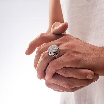 Çukur Dizisi Yamaç Yüzüğü