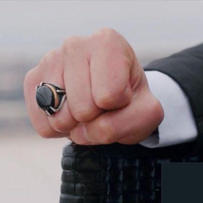 Çukur Yüzüklü Yüzüğü