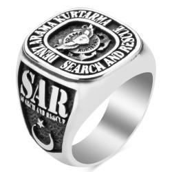Anı Yüzük - Deniz Arama Kurtarma (SAR) Yüzüğü