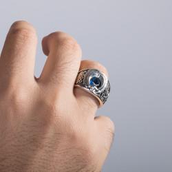 Deniz Harp Okulu 4000 Dönem 2015 Yüzüğü - Thumbnail