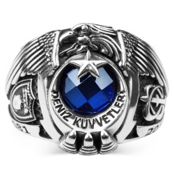 Anı Yüzük - Deniz Kuvvetleri Güdümlü Mermi Sınıfı Yüzüğü