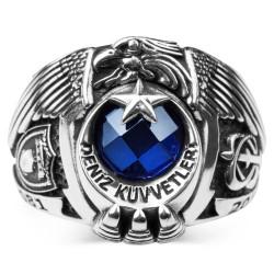 Deniz Kuvvetleri Güdümlü Mermi Sınıfı Yüzüğü - Thumbnail