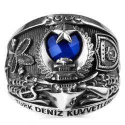 Anı Yüzük - Deniz Kuvvetleri İkmal Birimi Subay Yüzüğü