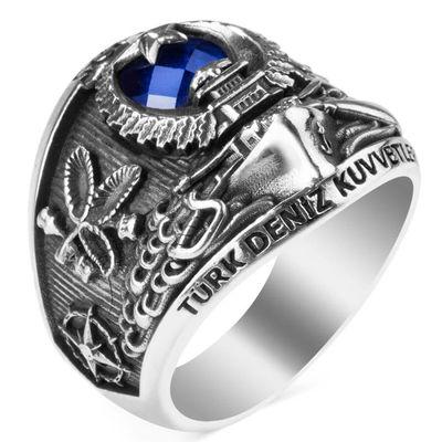 Deniz Kuvvetleri İkmal Birimi Subay Yüzüğü