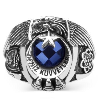 Deniz Kuvvetleri Komutanlığı Elektronik Astsubayı Yüzüğü