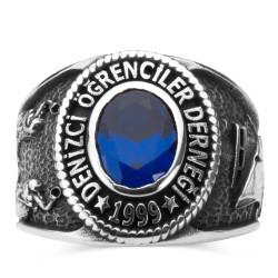 Anı Yüzük - Denizci Öğrenciler Derneği Anı Yüzüğü