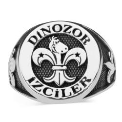 Anı Yüzük - Dinazor İzciler Yüzüğü