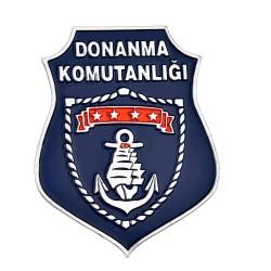 Donanma Komutanlığı Cüzdan Rozeti - Thumbnail