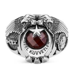 Anı Yüzük - Genelkurmay Armalı Özel Kuvvetler Yüzüğü