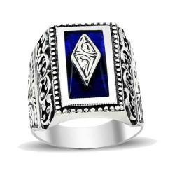 Anı Yüzük - Gümüş Babürşah Yüzüğü