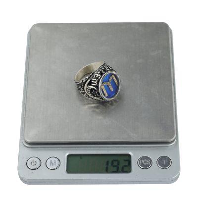 Gümüş Kayı Motifli Vatan Yüzüğü