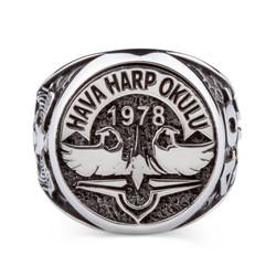 Anı Yüzük - Hava Harp Okulu 40. Yıl Yüzüğü