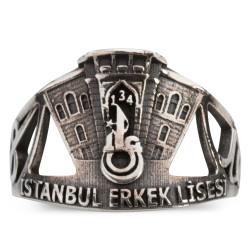 İstanbul Erkek Lisesi Okul Yüzüğü 134. Dönem - Thumbnail