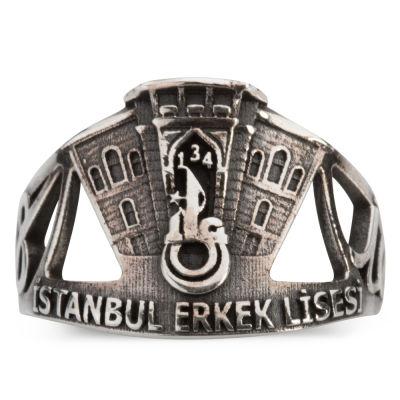 İstanbul Erkek Lisesi Okul Yüzüğü 134. Dönem