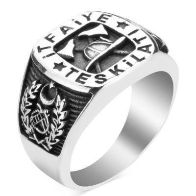 İtfaiye Teşkilatı Yüzüğü