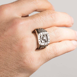 İtfaiye Teşkilatı Yüzüğü - Thumbnail