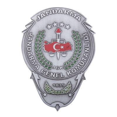 Jandarma Genel Komutanlığı Cüzdan Rozeti
