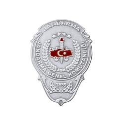 Anı Yüzük - Jandarma Genel Komutanlığı Mini Cüzdan Rozeti