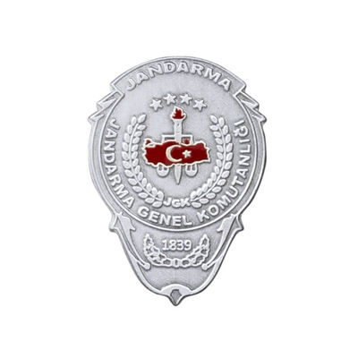 Jandarma Genel Komutanlığı Mini Cüzdan Rozeti