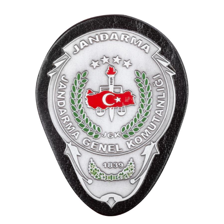 Jandarma Genel Komutanlığı Jgk Kemer Rozeti