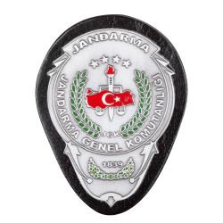 Jandarma Genel Komutanlığı Kemer Rozeti - Thumbnail