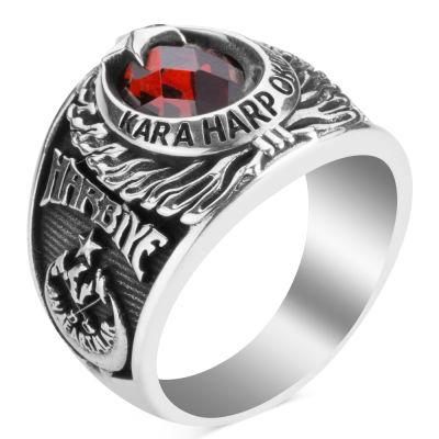 Kara Harp Okulu (Harbiye) Yüzüğü
