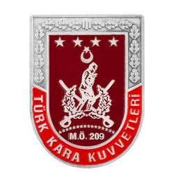 Anı Yüzük - Türk Kara Kuvvetleri Cüzdan Rozeti