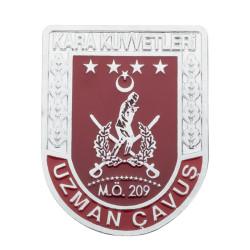 Kara Kuvvetleri Uzman Çavuş Kemer Rozeti - Thumbnail