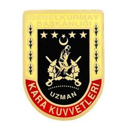 Kara Kuvvetleri Uzman Cüzdan Rozeti - Thumbnail