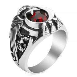 Kartal Başlı Hava Kuvvetleri Yüzüğü - Thumbnail