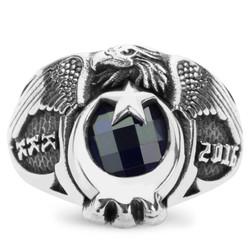 Kartal Başlı Kara Kuvvetleri 2016 Yüzüğü (KKK Yüzüğü) - Thumbnail