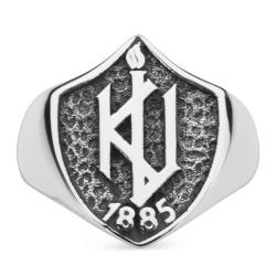 Anı Yüzük - Kastamonu Abdurrahman Paşa Lisesi Bayan Mezuniyet Yüzüğü