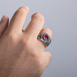 Klasik Model Kara Kuvvetleri Yüzüğü - Thumbnail
