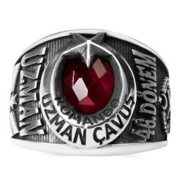 Anı Yüzük - Komando Uzman Çavuş Devre Yüzüğü