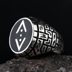 Anı Yüzük - Mineli Çukur Yüzüğü